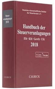 Handbuch zur Steuerveranlagungen 2018